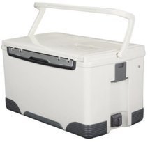 36L medical cool box with thermometer