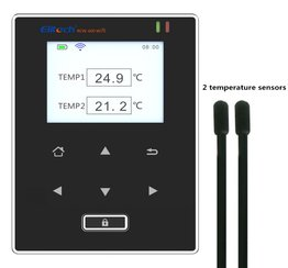 Elitech RCW 600 Wireless temperature and humidity data logger