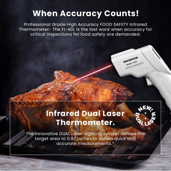 HACCP Infrared thermometer