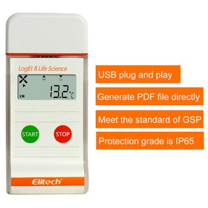 Multi Use Temperature & Humidity Data Logger